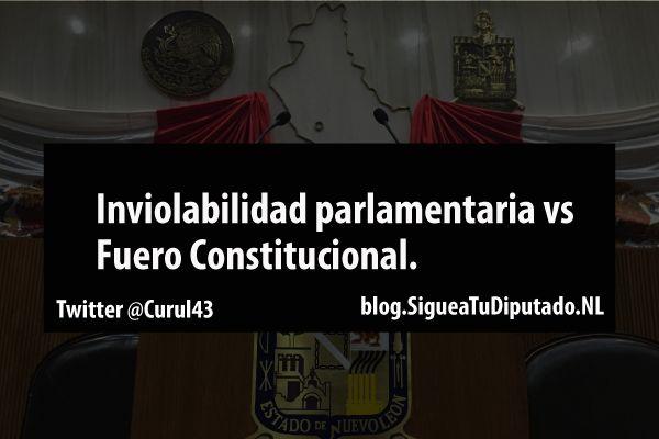 inviolabilidad-parlamentaria