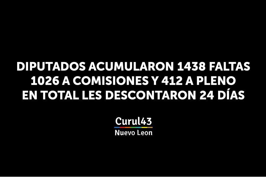 FALTAS DIPUTADOS curul43